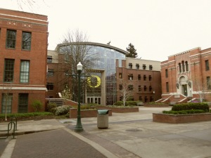 University of Oregon Trip 106
